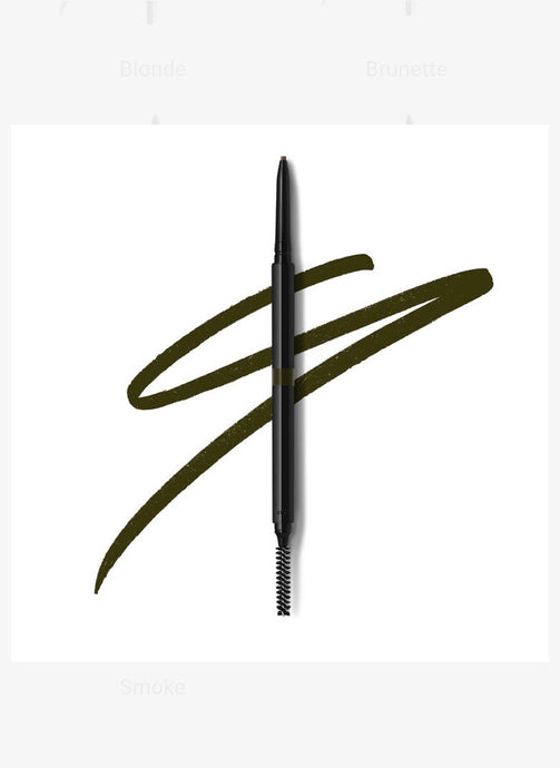 MM PRECISION BROW PENCIL Deep Brunette - Mirror Mirror Brow House
