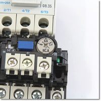 MSO-N18CX AC100V 5.2-8A 電磁開閉器 ,Irreversible Type Electromagnetic Switch,MITSUBISHI