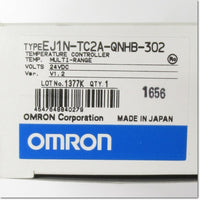 Japan (A)Unused,EJ1N-TC2A-QNHB-302 モジュール型温度調節計 S-mark対応品 Ver.1.2 ,OMRON Other,OMRON