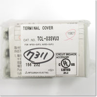 TCL-03SVU3  大型端子カバー3P ,Peripherals / Low Voltage Circuit Breakers And Other,MITSUBISHI