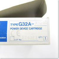 G32A-A10-VD G3PA-210B-VD用パワー・デバイス・カートリッジ ,Solid-State Relay / Contactor,OMRON