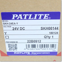 SKH-24EA-Y DC24V   小型回転灯 ,Rotating Lamp/ Indicator,PATLITE