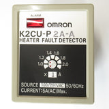 K2CU-P2A-A AC100/200V ヒータ断線警報器 ,Heater Other Related Products,OMRON