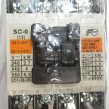 SW-0,AC100V 0.48-0.72A 1a  電磁開閉器 ,Irreversible Type Electromagnetic Switch,Fuji