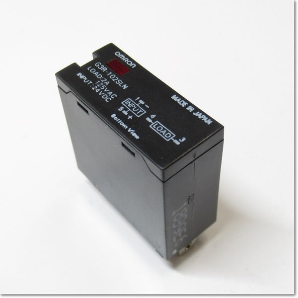 G3R-102SLN DC24V  Solid State Relays   Socket Contact 用