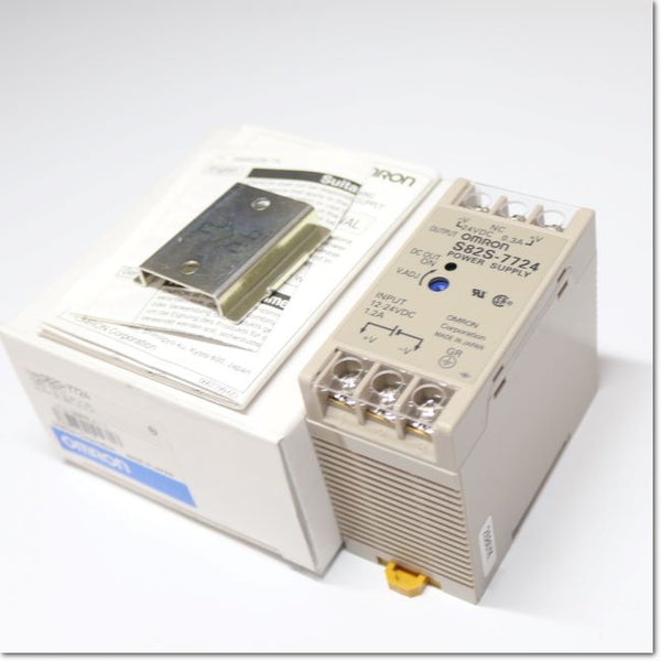 S82S-7724   Switching Power Supply  IN:DC12-24V OUT:DC24V0.3A