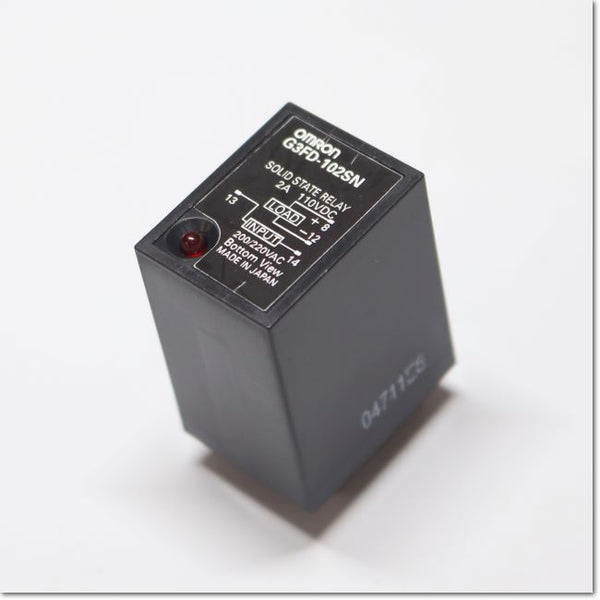 G3FD-102SN AC200V   Solid State Relays