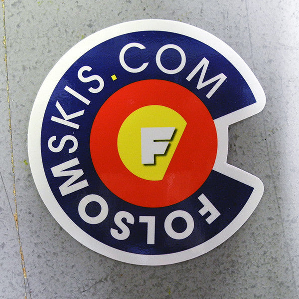 Free Folsom Colorado Stickers
