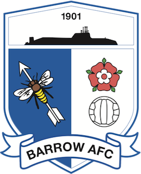 BREAKING NEWS: 17Sport confirm 2 year extension to Barrow AFC Deal