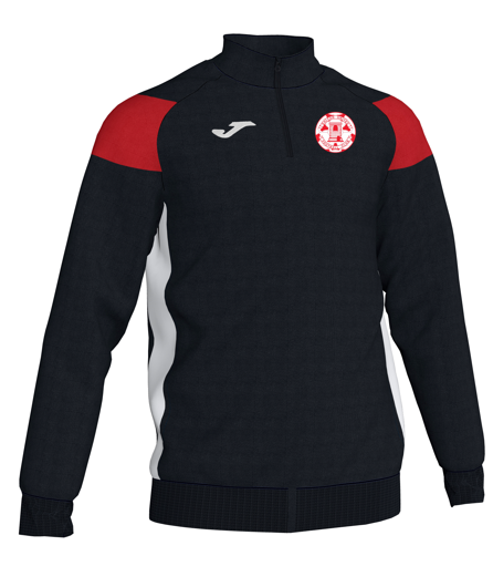 Dalton United FC Club 1/4 zip top