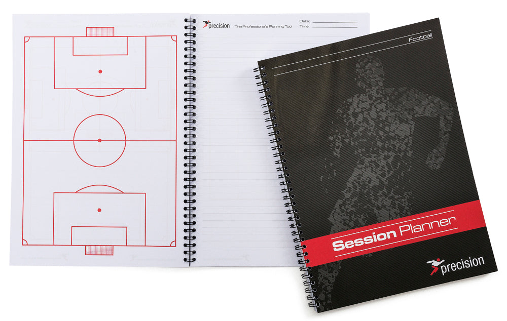 Precision A4 Football Session Planner (TRA622)