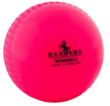 Cricket Windball Pink - Junior