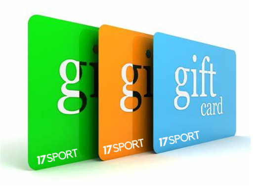 17Sport Gift Card