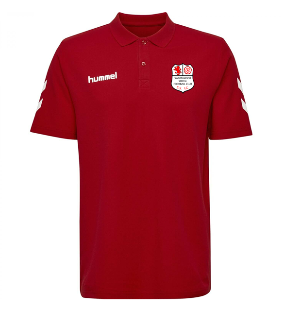 Swarthmoor Social FC Club Polo Shirt