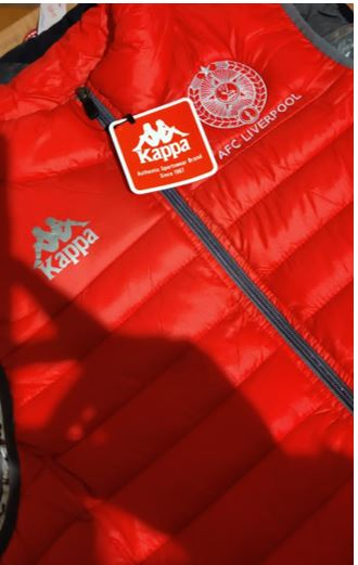 AFC Liverpool Gilet