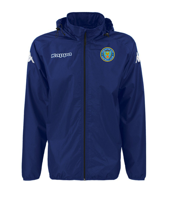 Lancaster City FC Official 2020/21 Rainjacket