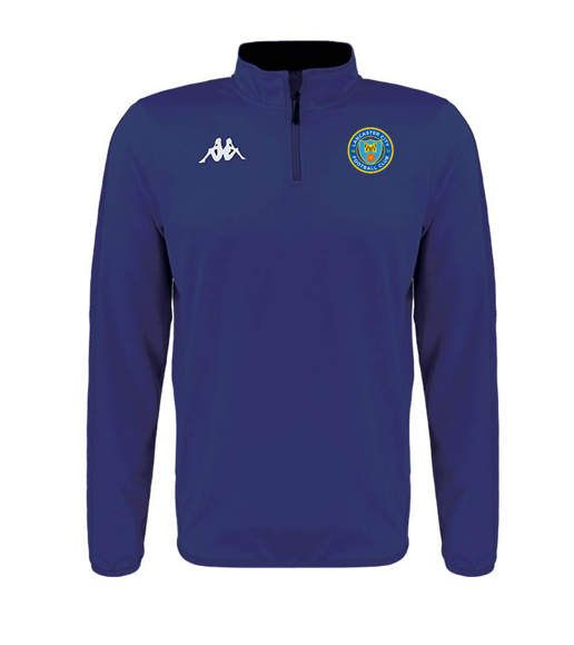 Lancaster City FC Official 2020/21 Zip Sweatshirt