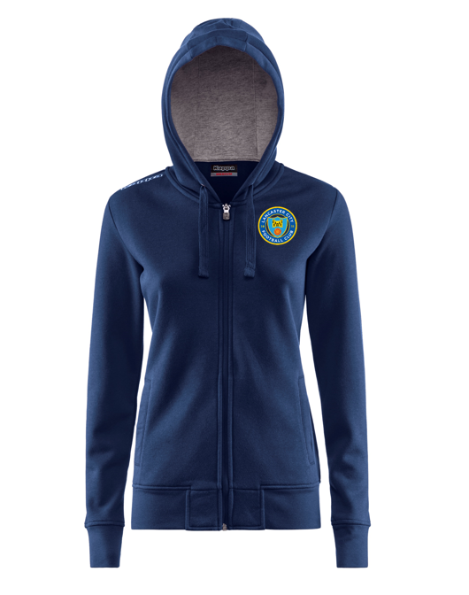Lancaster City FC Ladies Hoody Fleece