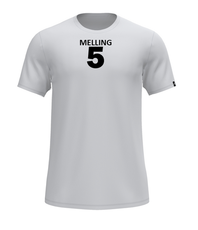Melling 5 Leisure Tee