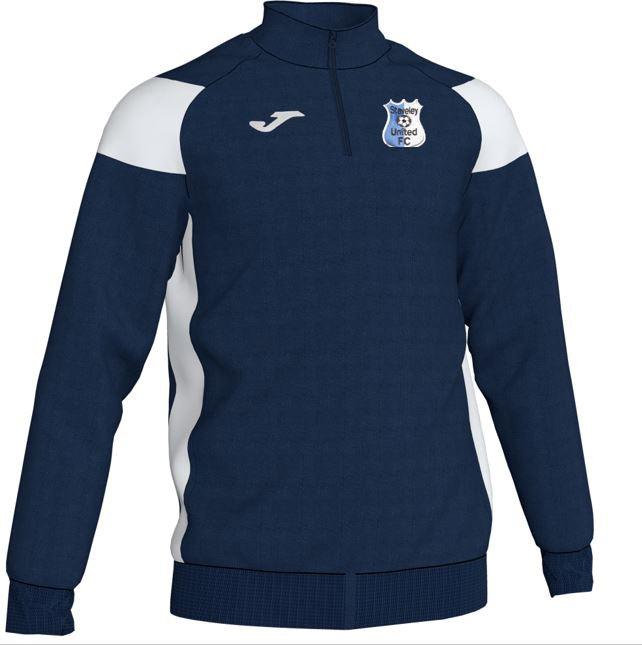 Staveley United 1/4 zip training top