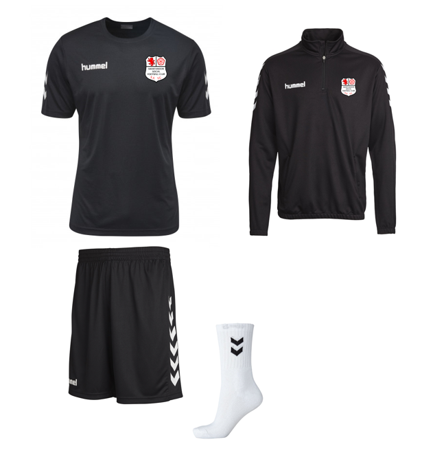 Swarthmoor Social FC Training Kit Bundle