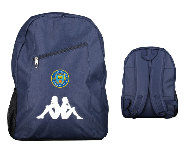 Lancaster City FC Backpack