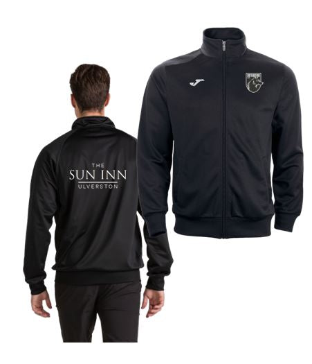 Croftlands Park Full Zip Tracksuit jacket