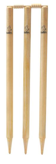 Cricket Match Stumps (Adults)