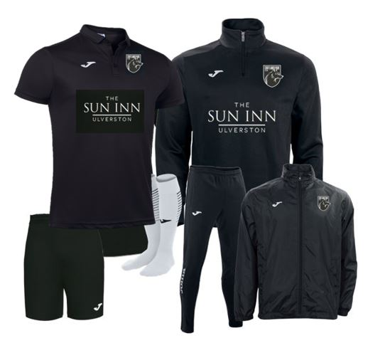 Croftlands Park Training Pack - ALTERNATIVE OPTION