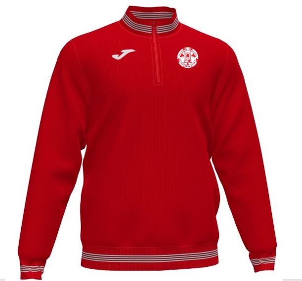 Dalton United FC Training 1/4 Zip