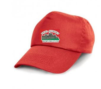 Peel Sunset Bowls Cap (RC005)