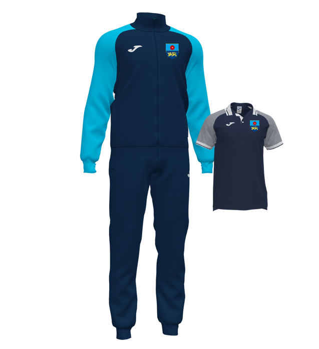 Lancaster Cricket Club Matchday Travelwear Bundle