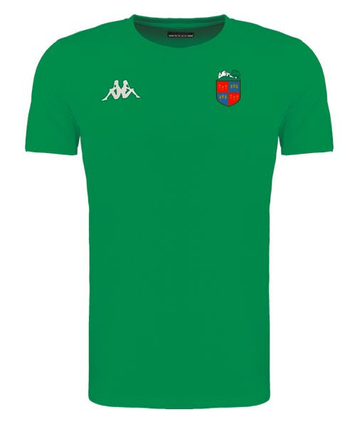 Kendal Town FC Casual Tee Green