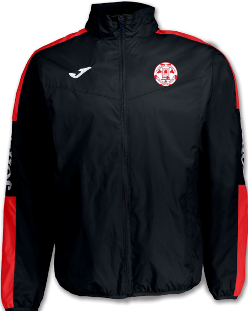 Dalton United FC Rainjacket