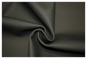 NOORA Hi-Class Charcoal Dark Gray Leather Cowhide Upholstery Skin genuine leather craft cow leather hides SJ169