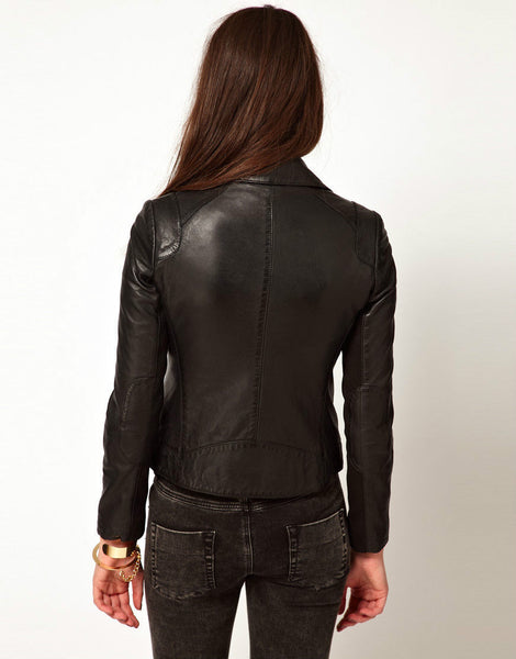 Women's Classic Leather jacket