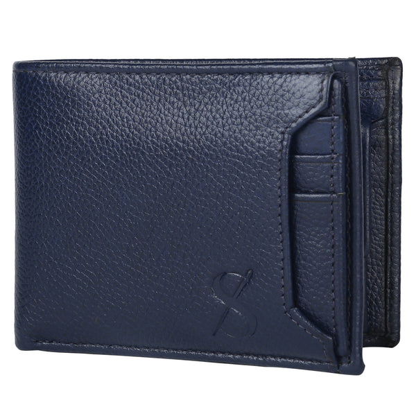 Stylish Black Leather Wallet