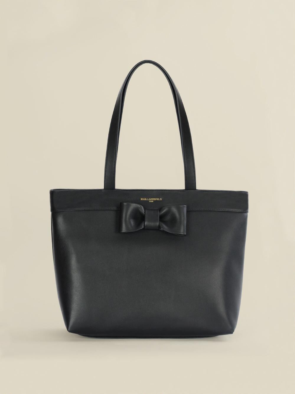 Women Stylish Black Design Leather Handbag