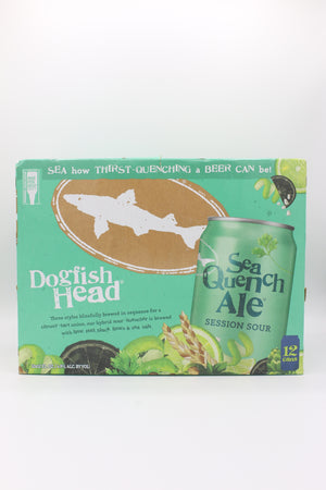Dogfish Head Sea Quench 12pk