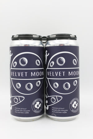 MIGHTY SQUIRREL VELVET MOON 4PK