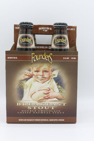 Founders Breakfast Stout 4pk
