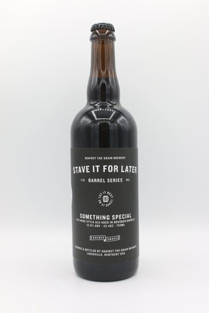 AGAINST THE GRAIN SOMETHING SPECIAL 750ML