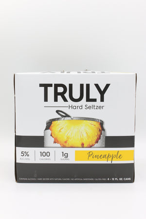 TRULY PINEAPPLE 6PK