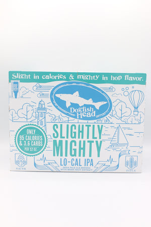 Dogfish Head Slightly Mighty 12pk