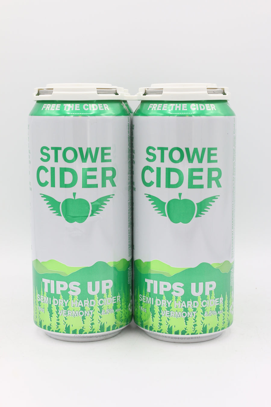 STOWE TIPS UP 4PK
