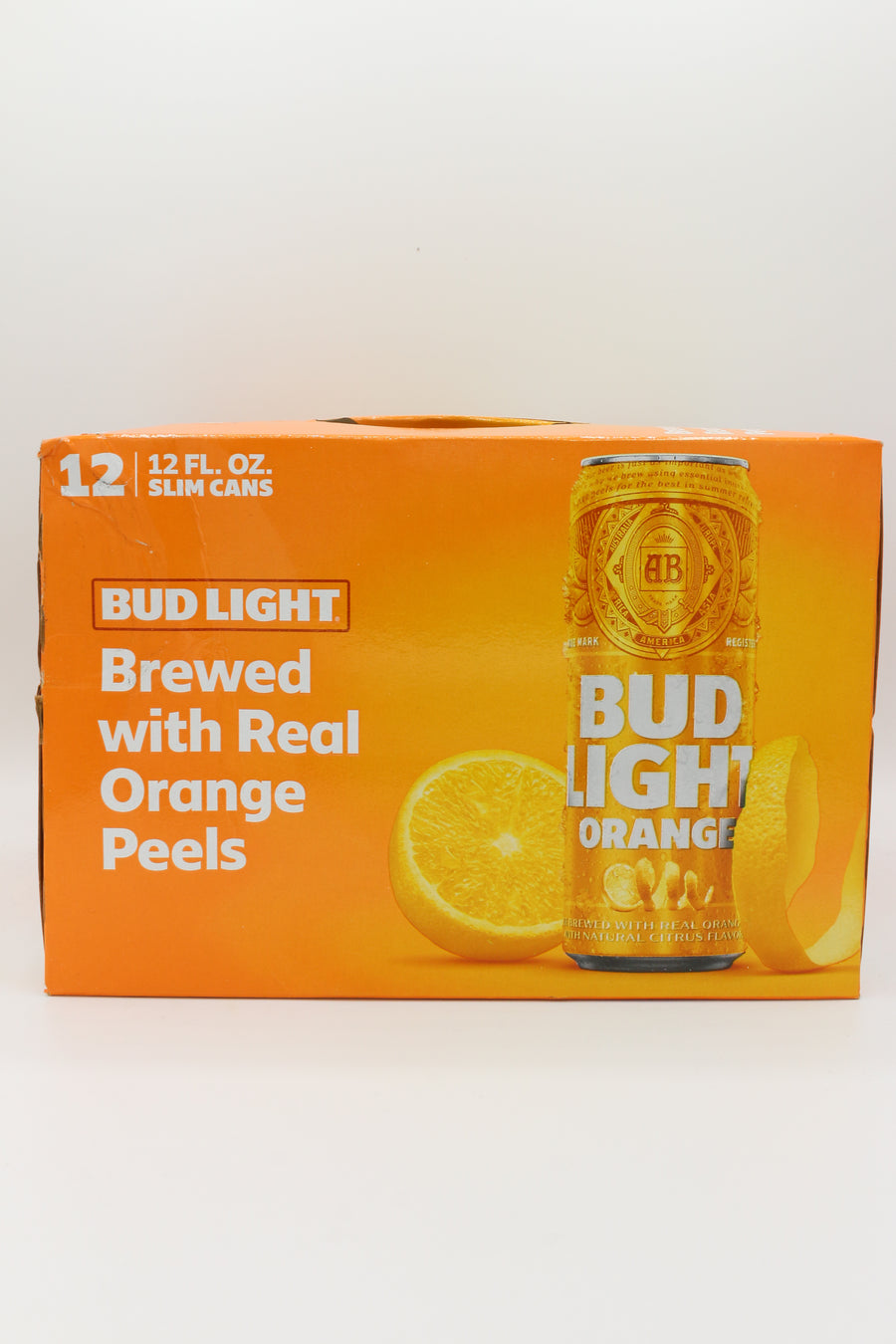 Bud Light Orange 12pk Cans