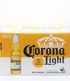 CORONA LIGHT 24PK LOOSE BTLS