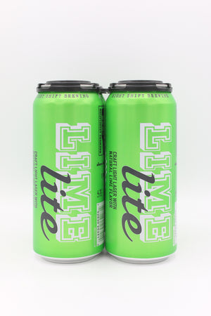 Nightshift Lime Lite 4pk