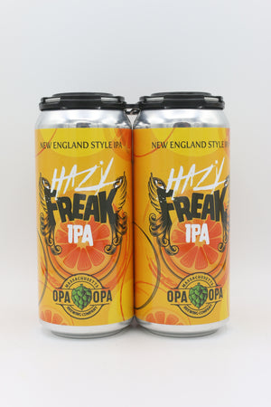 OPA OPA HAZY FREAK 4PK