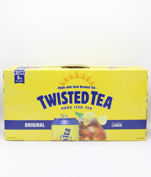 TWISTED TEA ORIGINAL 18PK